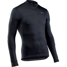 Northwave Force 2 Full-Zip Longsleeve Jersey Men black